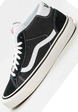 Details zu Vans Mid Skool Anaheim Factory 37 DX Black Pro Skate Schuh NP90€ *SALE* NEU