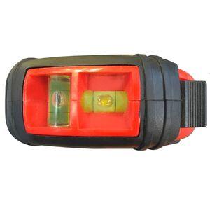m-tec Taschenbandmaß  7,5 m m Linienlaser Bandmaß Maßband Rollmeter Laser Linie