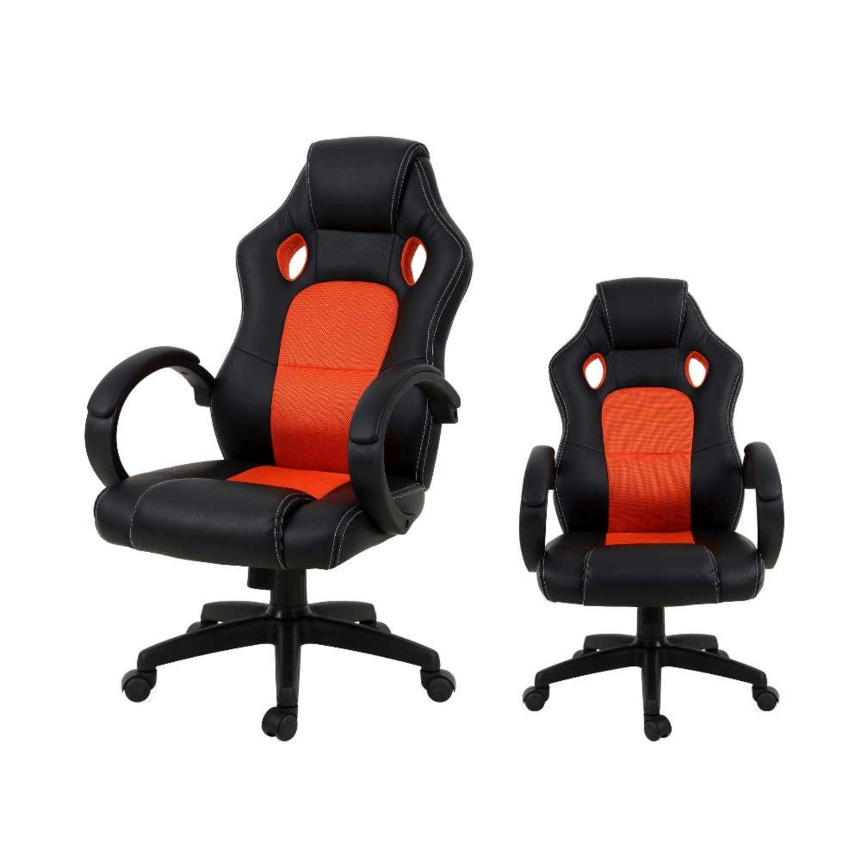 Sitzmöbel Büromöbel Initiative Bürostuhl Race Schwarz Gaming Chefsessel Racer Drehstuhl Schreibtischstuhl Produkte Werden Ohne EinschräNkungen Verkauft