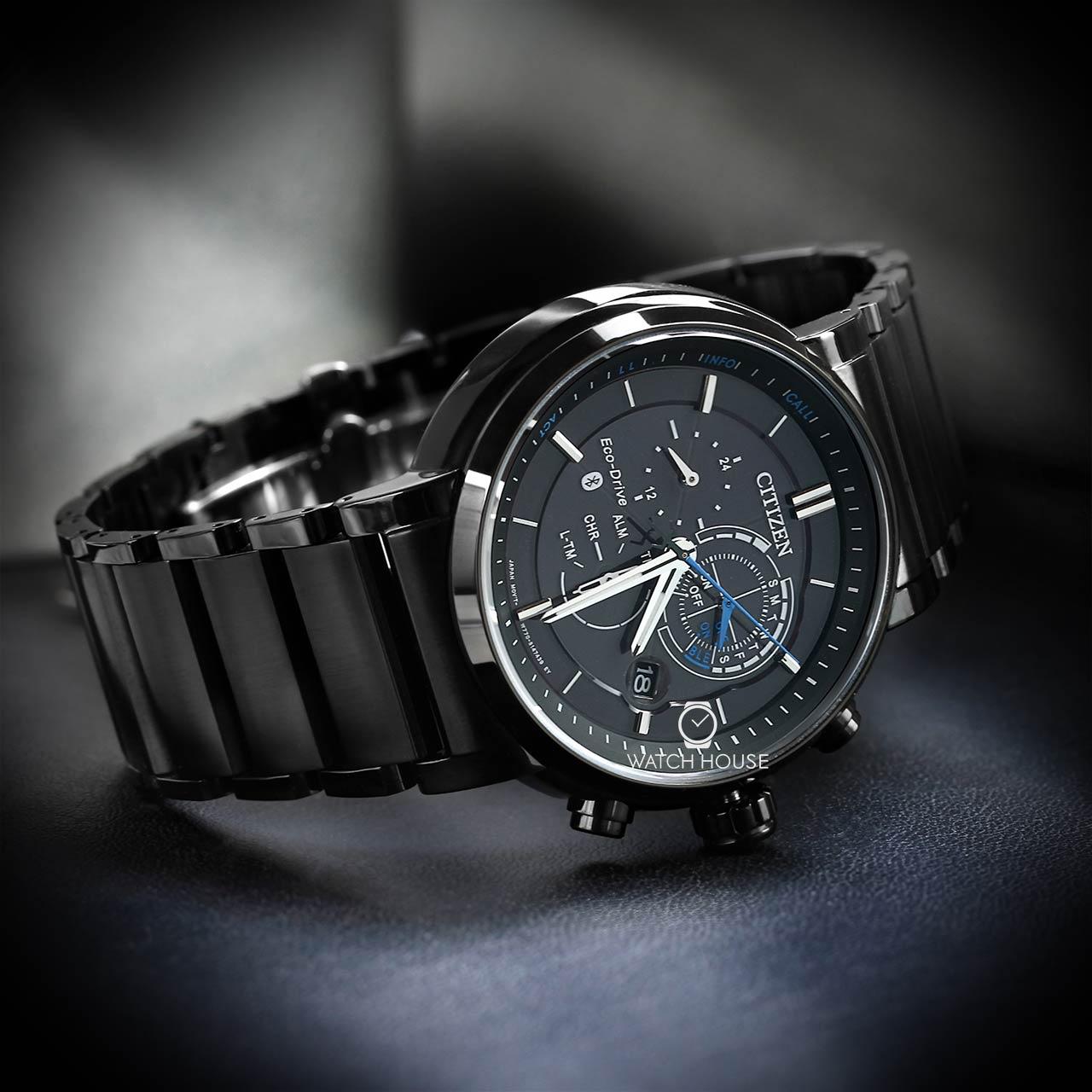 Details Citizen Bz1006 Armbanduhr Herren Uhr About Drive Bluetooth 82e Eco 8Omn0wvN