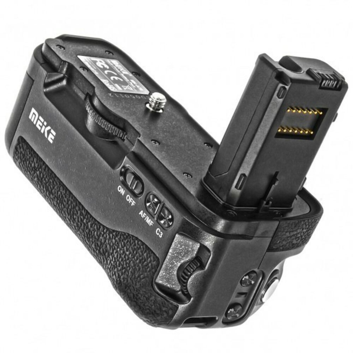 VG-C2EM Ersatzarbeiten mit NP-FW50 Diyeeni Professioneller vertikaler Batteriegriff MK-A7II Batteriegriff kompatibel f/ür Kamera A7II//A7S2//A7M2//A7R2