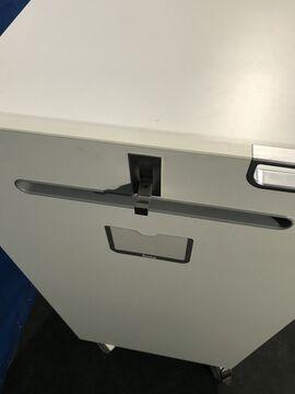 Bürocaddy Rollcontainer mobiler Arbeitsplatz von Bene