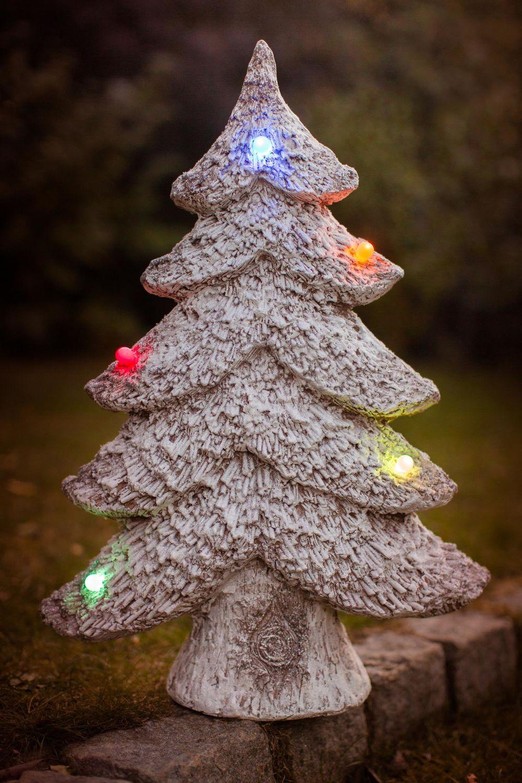 Weihnachtsbaum LED Weiss 1,80 mit farbwechselnden Lichtfasern Weihnachtsbaum