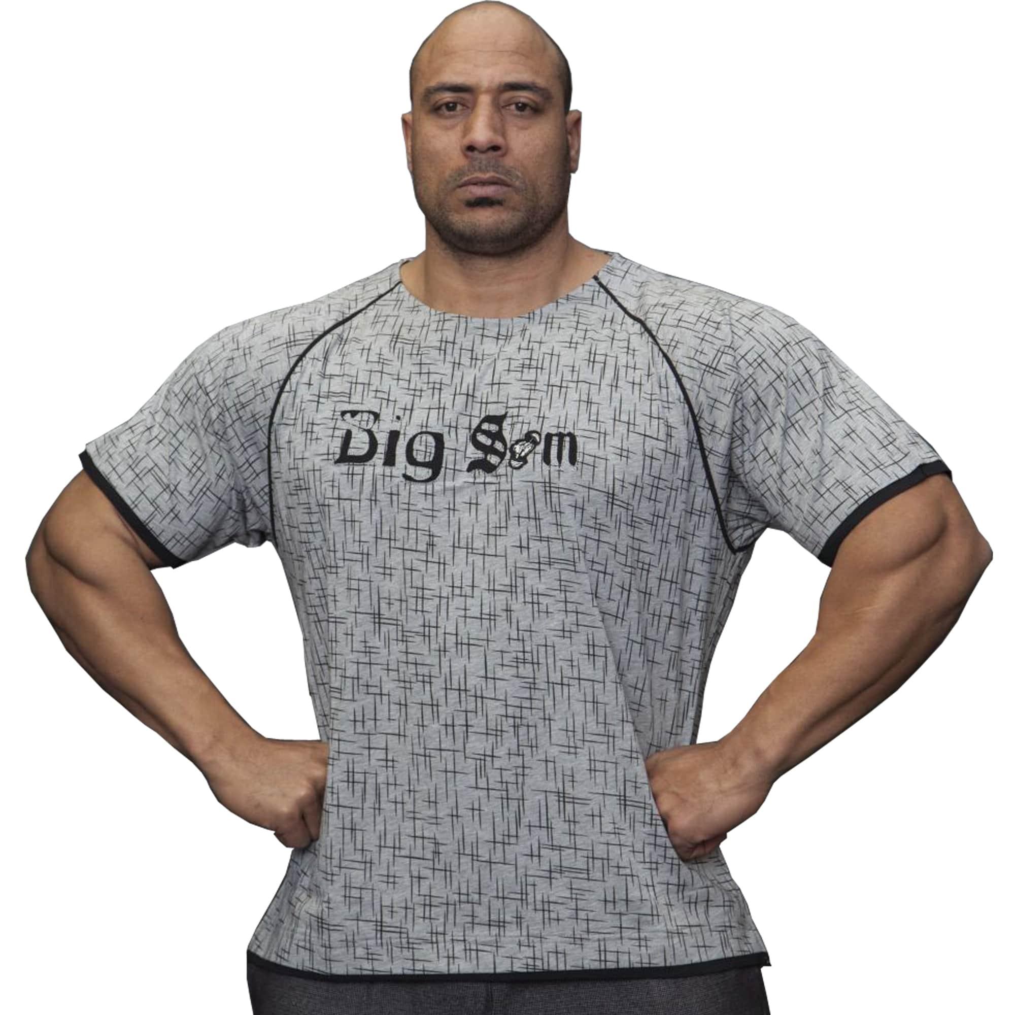 BIG SM EXTREME EXTREME SM SPORTSWEAR Ragtop Rag Top Sweater T-Shirt Bodybuilding  3152 aa21de