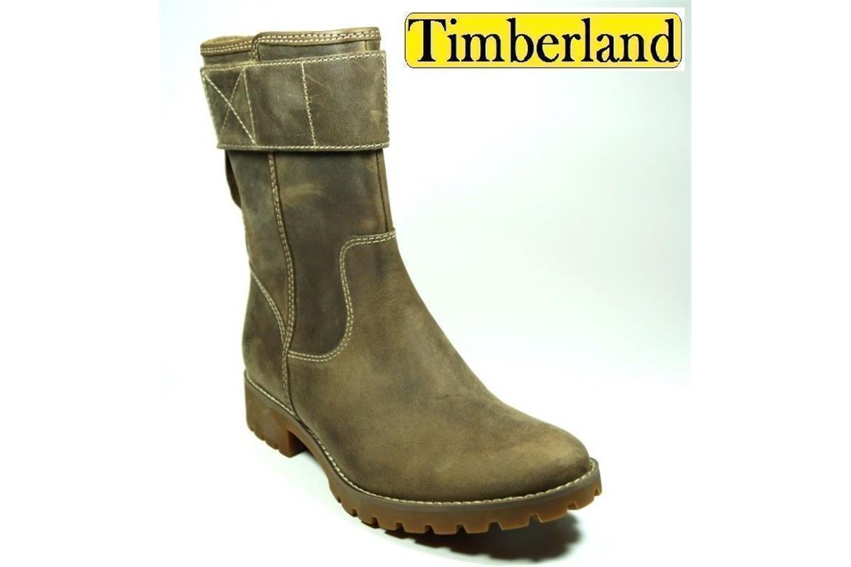 Timberland ATRUS MID SMOOTH 96387 Damen Stiefel