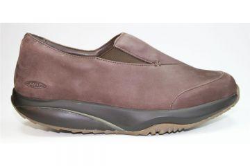 Cuero de las señoras de los zapatos MBT Wanda Masai calzado scarpe deportes  marrón WOW 0c4fa068248d9