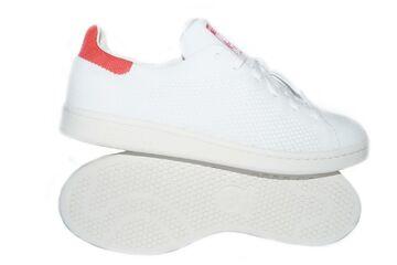 Detalles de Nuevo Adidas Stan Smith Og Pk S75147 bajo Zapatos Zapatillas de Hombre Blanco