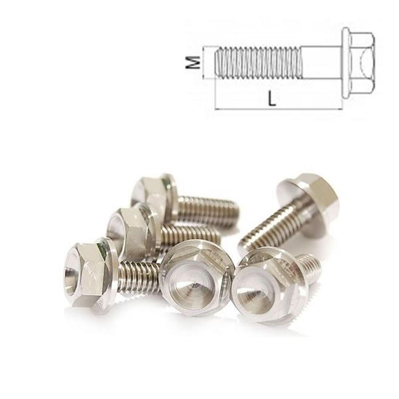 Titan Schraube M10 x 30 1.0 konisch DIN 912 Grade 5