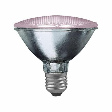 Paulmann Par38 Réflecteur Ampoule 80w E27 Verre Moulé Spot Bleu 30°