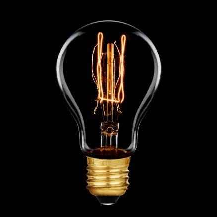 Ampoule Rustique 33w E27 à Filament Multiple Semblable Lampe à De