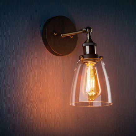 Paulmann LED Vintage Rustika Filament Edisont ST64 2,5W E27 Gold extra warmweiß