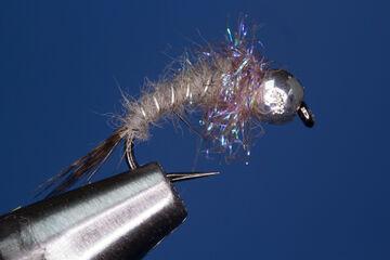 Fliegentom 3 Stück UV-Zimt Prince Nymphe