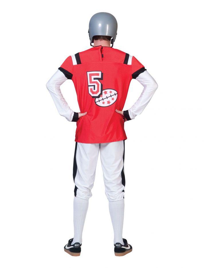 Footballer Kostum Football American Herren Herrenkostum Sport Us
