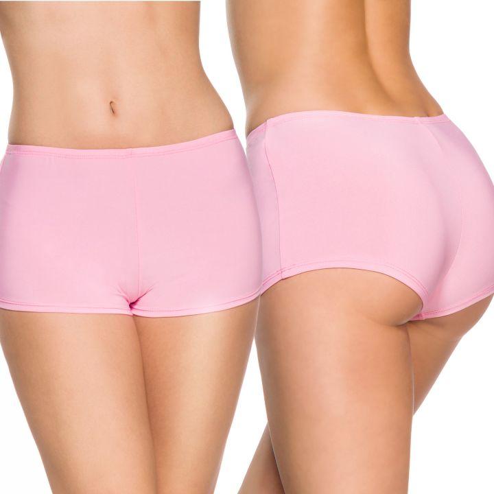 new style 59960 15f37 Details zu Panty Damen Hot Pants Unterhose Höschen Hose Slip Hotpants  Unterwäsche Shorts