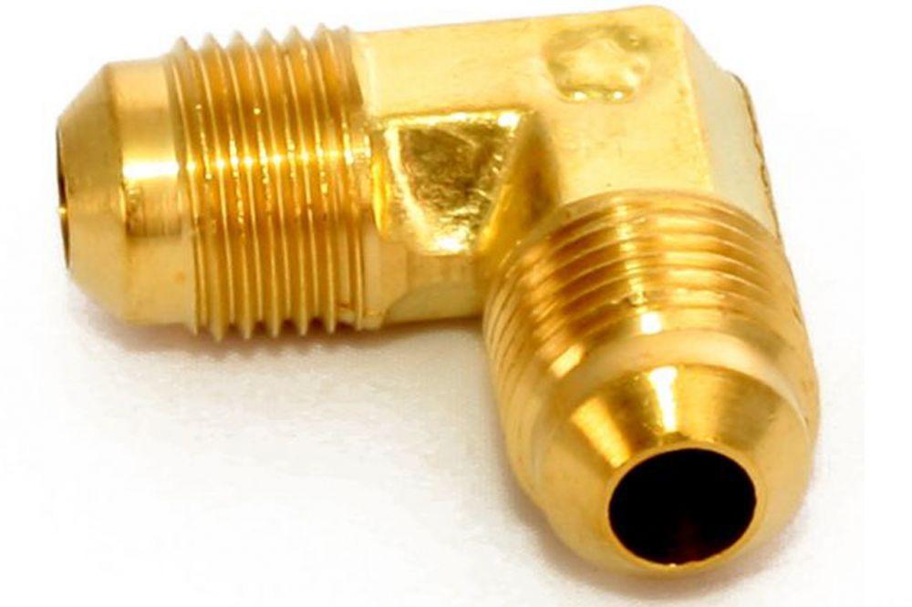 Verbindungsnippel 90° 1//2 Zoll für Klimaanlagenrohre