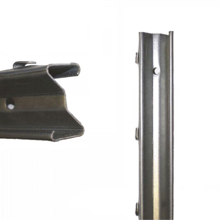 Zaunpfosten Forstprofil Typ Z 2100 mm für Wildzaun 1500 mm