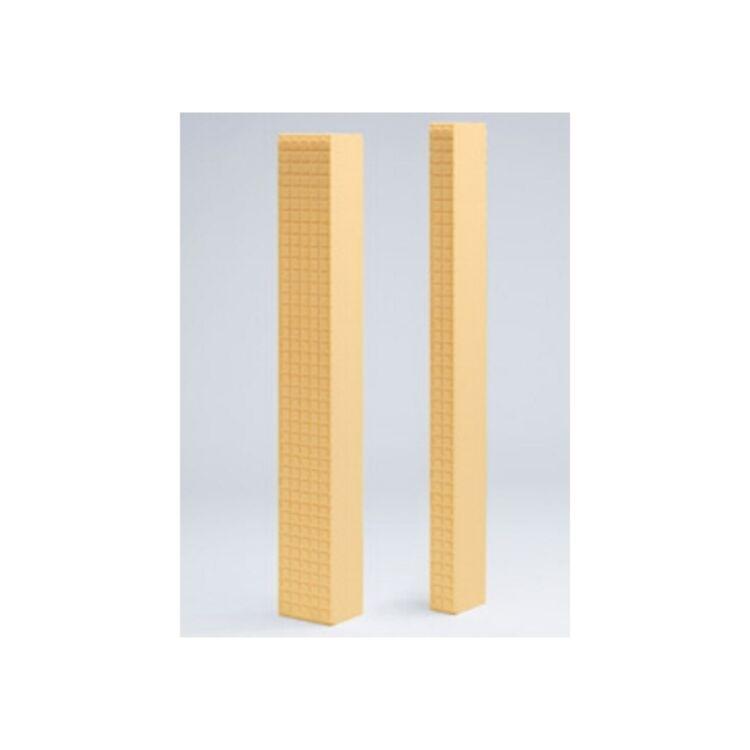 3,30 EUR//m Mauerrandstreifen Mauerdämmstreifen 1250 x 160 x 80 mm