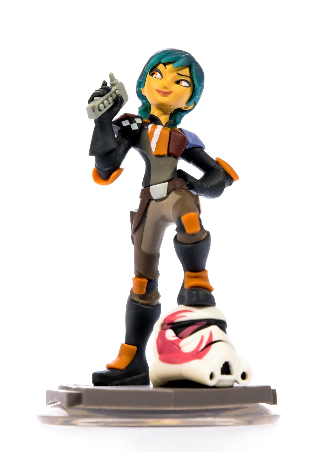 miniatuur 106 - Disney Infinity Einzelne Figuren, Playsets und Toyboxen Kombiversand