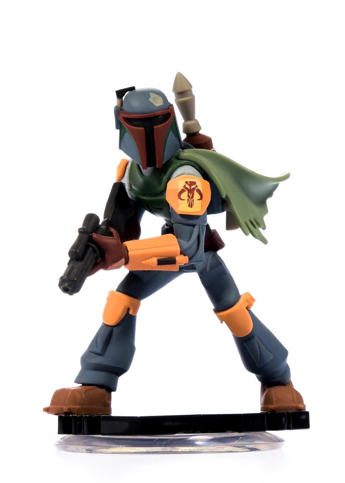 miniatuur 77 - Disney Infinity Einzelne Figuren, Playsets und Toyboxen Kombiversand
