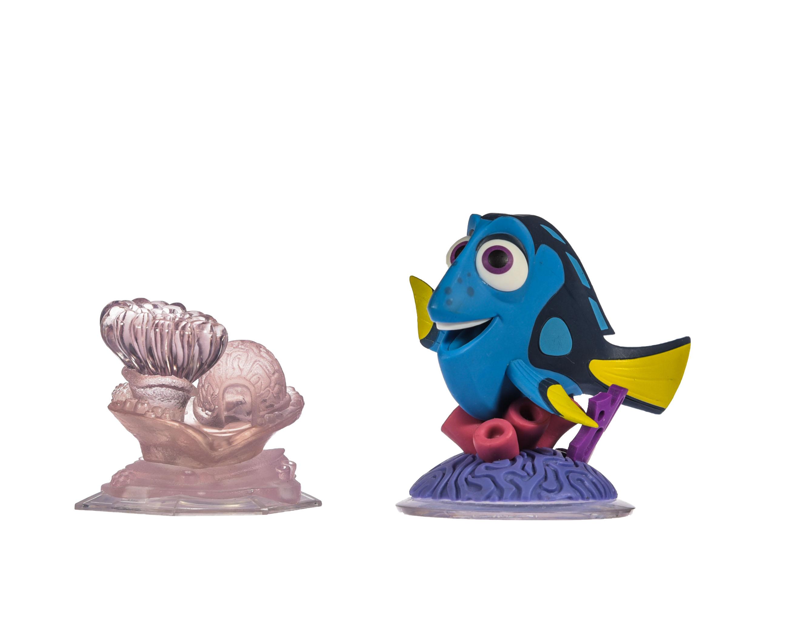 miniatuur 125 - Disney Infinity Einzelne Figuren, Playsets und Toyboxen Kombiversand