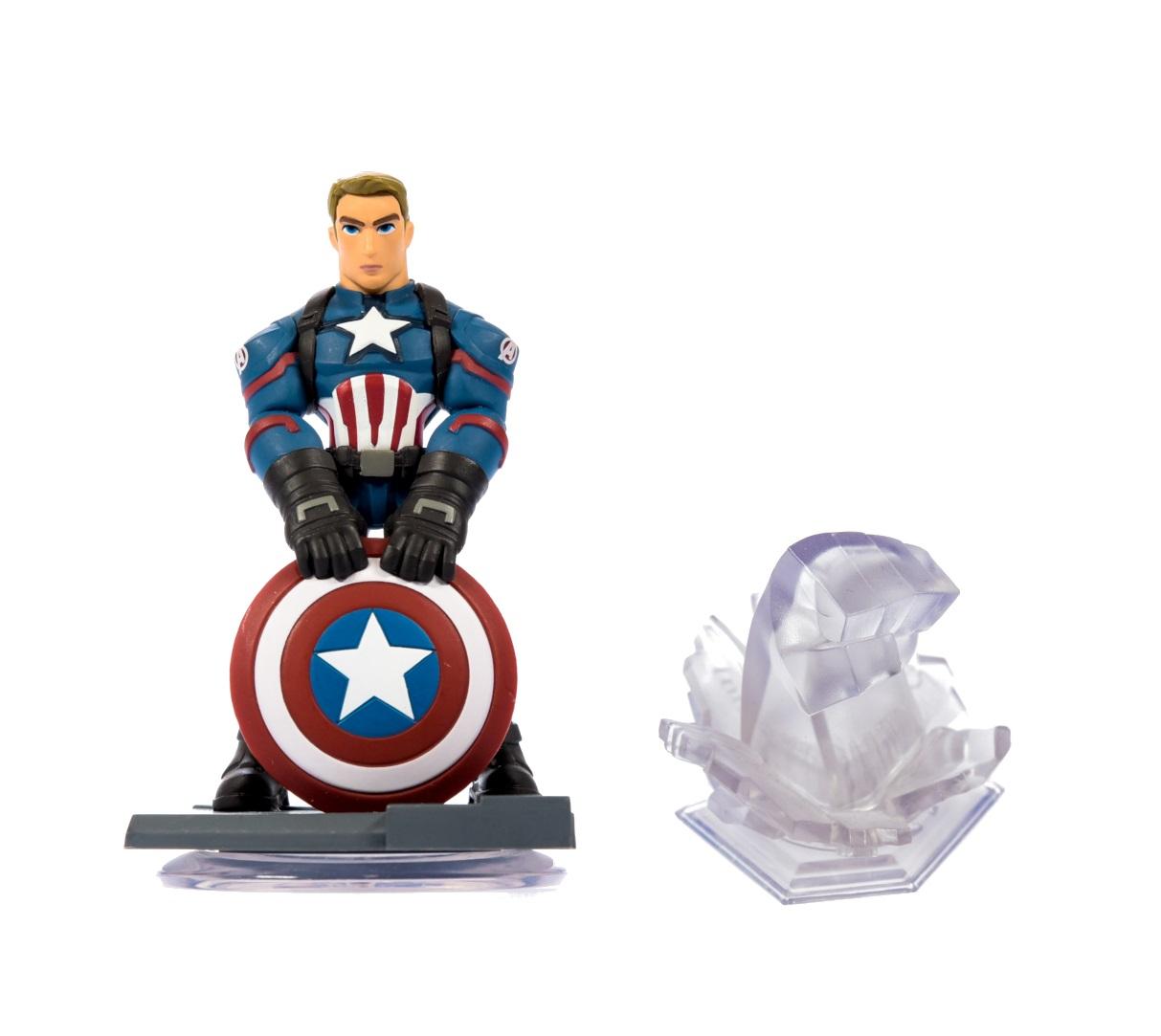 miniatuur 126 - Disney Infinity Einzelne Figuren, Playsets und Toyboxen Kombiversand
