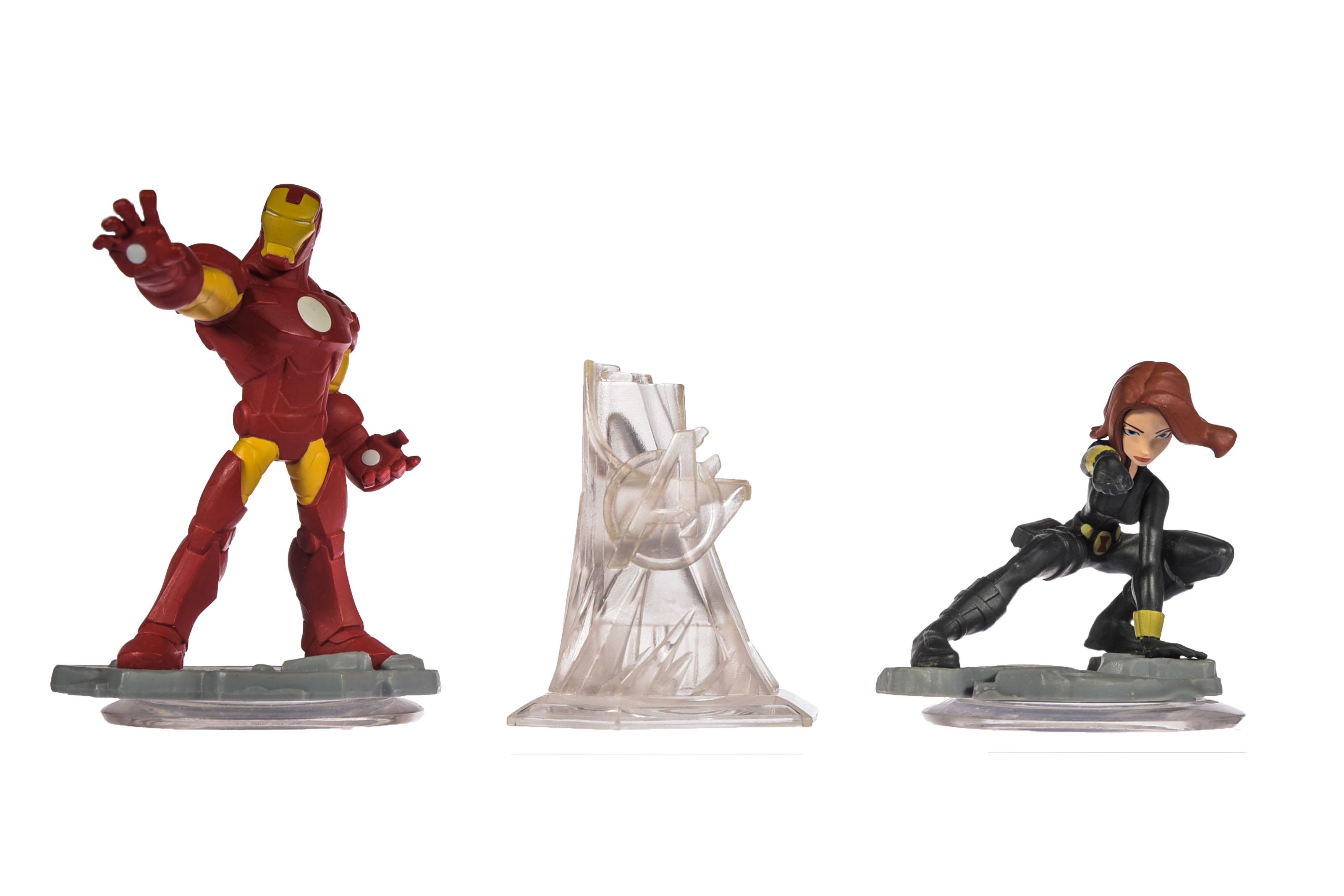 miniatuur 120 - Disney Infinity Einzelne Figuren, Playsets und Toyboxen Kombiversand