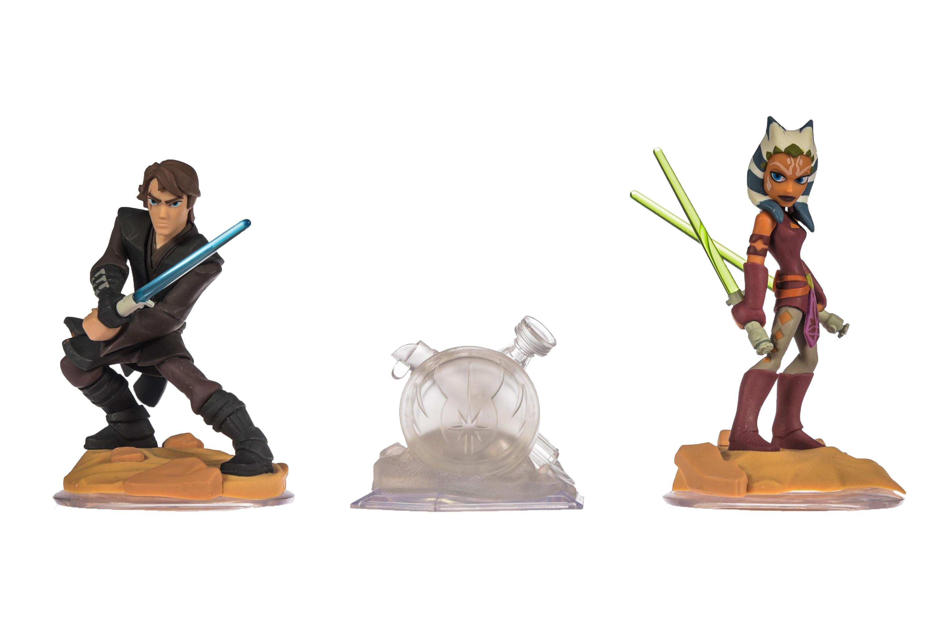 miniatuur 128 - Disney Infinity Einzelne Figuren, Playsets und Toyboxen Kombiversand