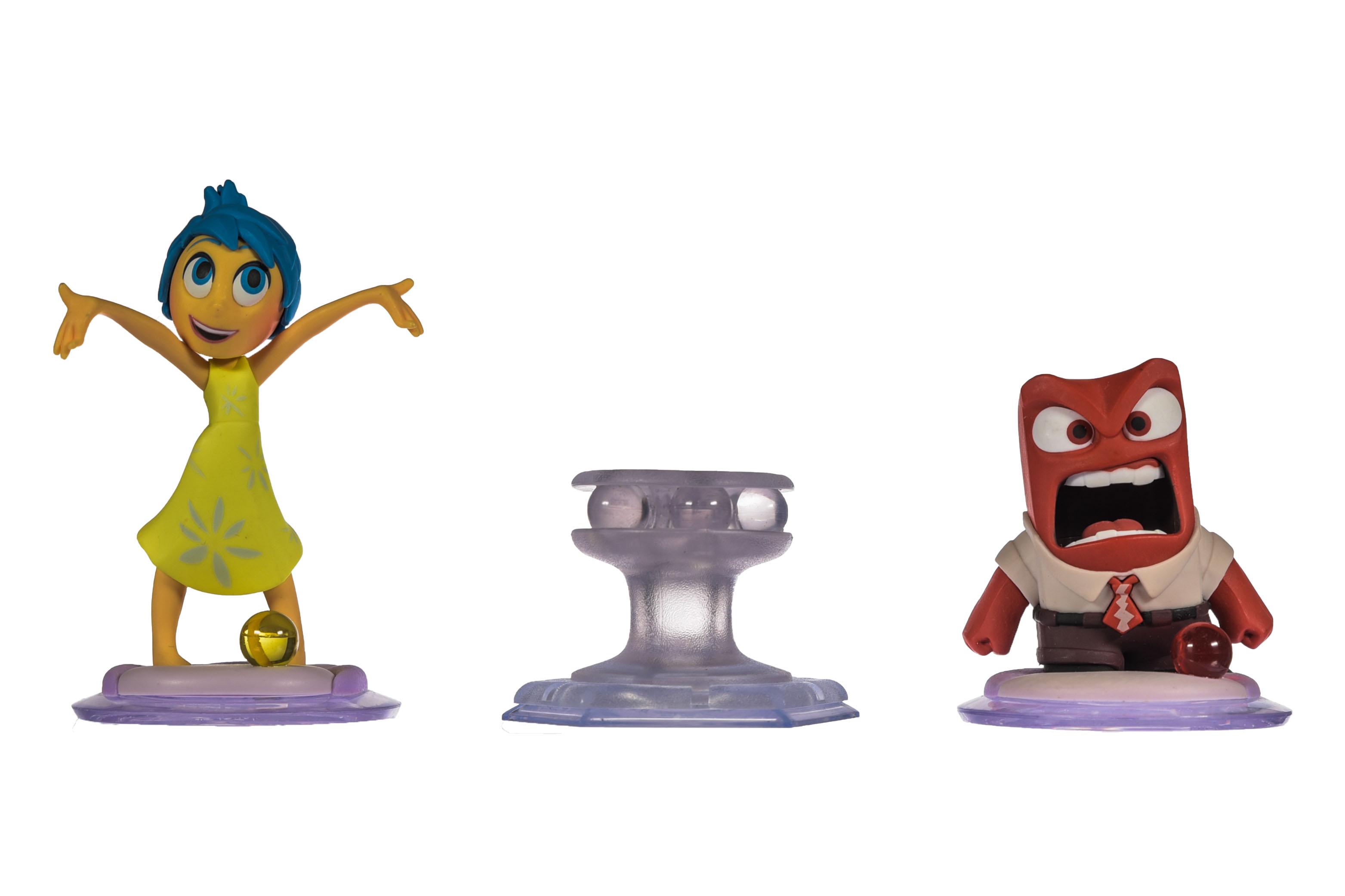 miniatuur 123 - Disney Infinity Einzelne Figuren, Playsets und Toyboxen Kombiversand