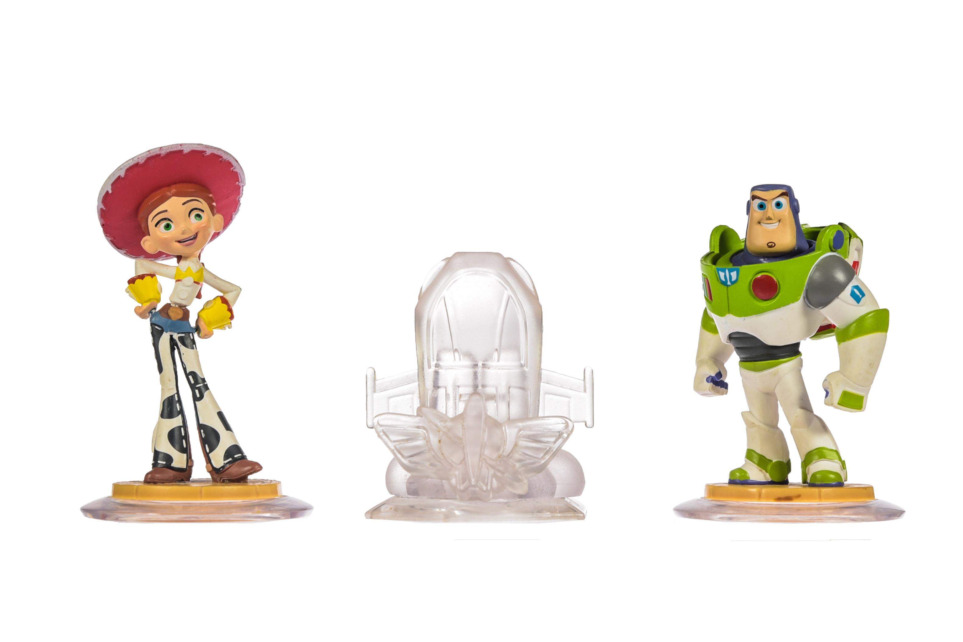 miniatuur 119 - Disney Infinity Einzelne Figuren, Playsets und Toyboxen Kombiversand