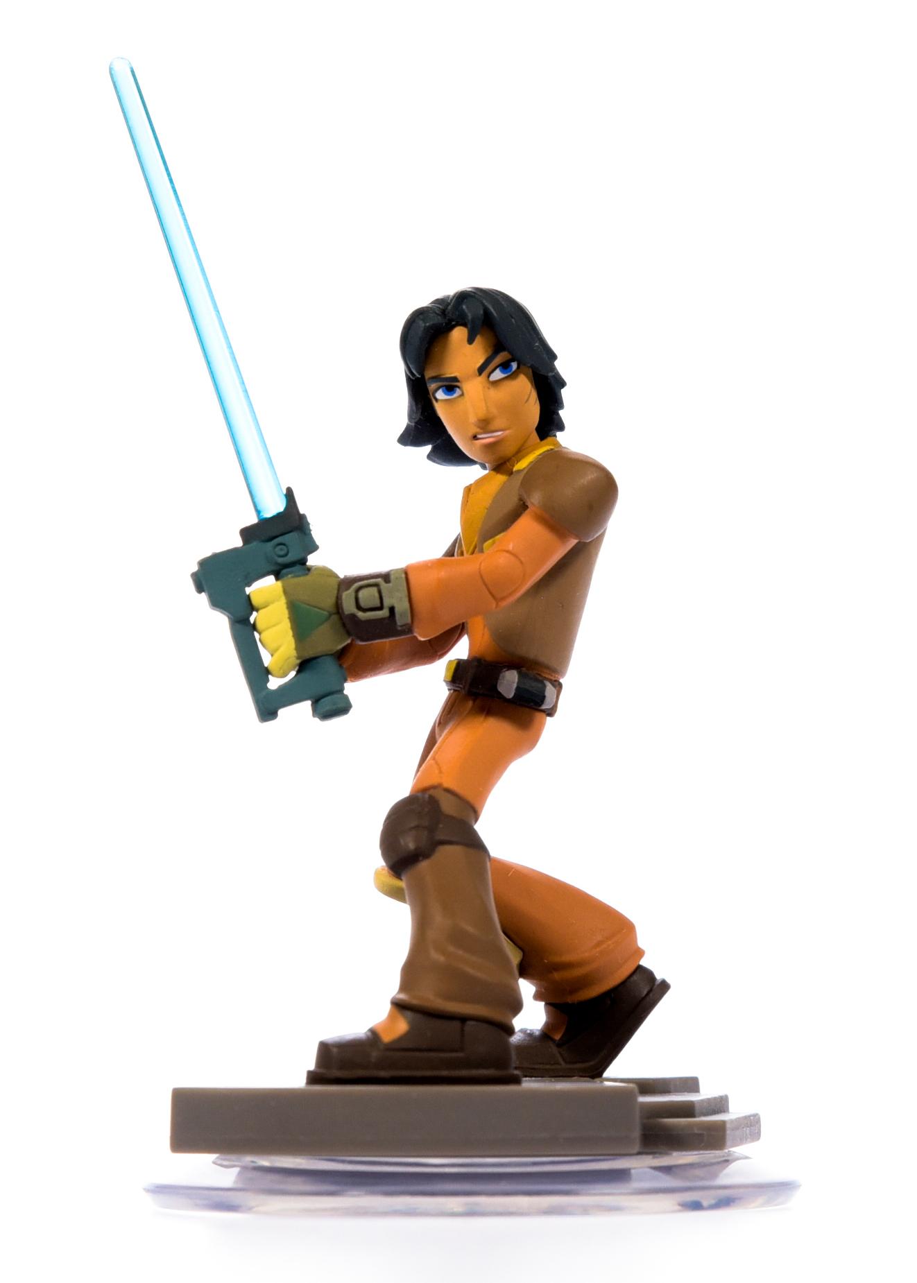 miniatuur 85 - Disney Infinity Einzelne Figuren, Playsets und Toyboxen Kombiversand