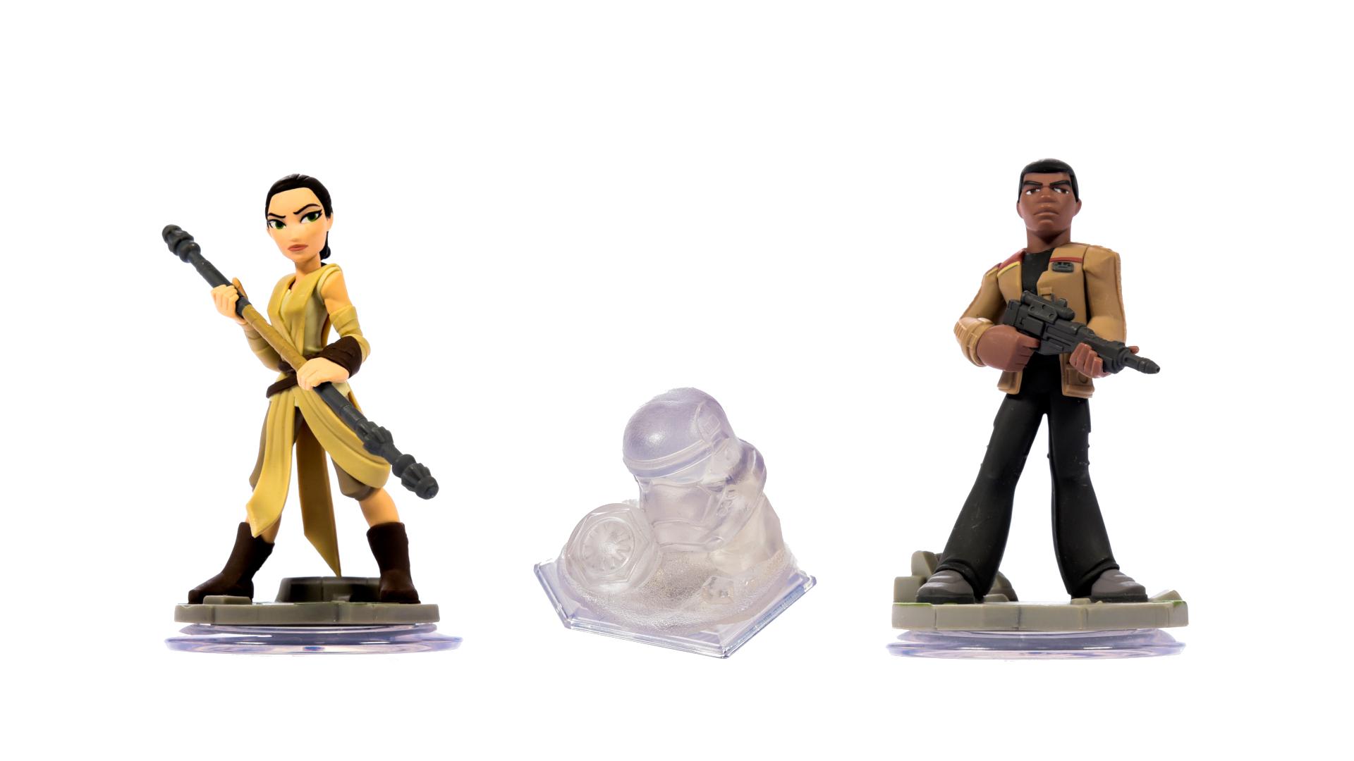 miniatuur 124 - Disney Infinity Einzelne Figuren, Playsets und Toyboxen Kombiversand