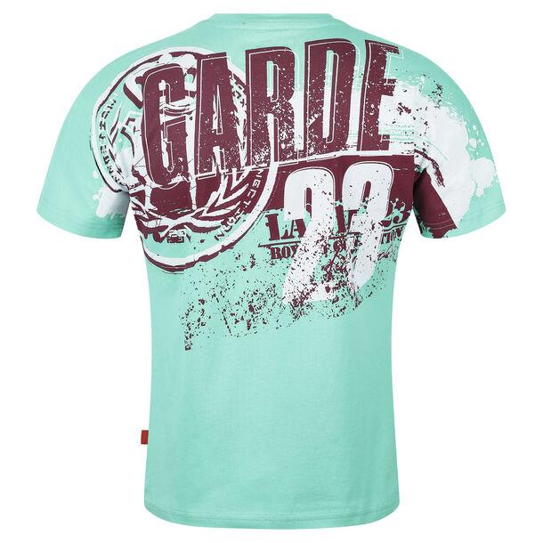 Label-23 Männer Herren Shirt Fitness Sportswear T-Shirt Sparta mint