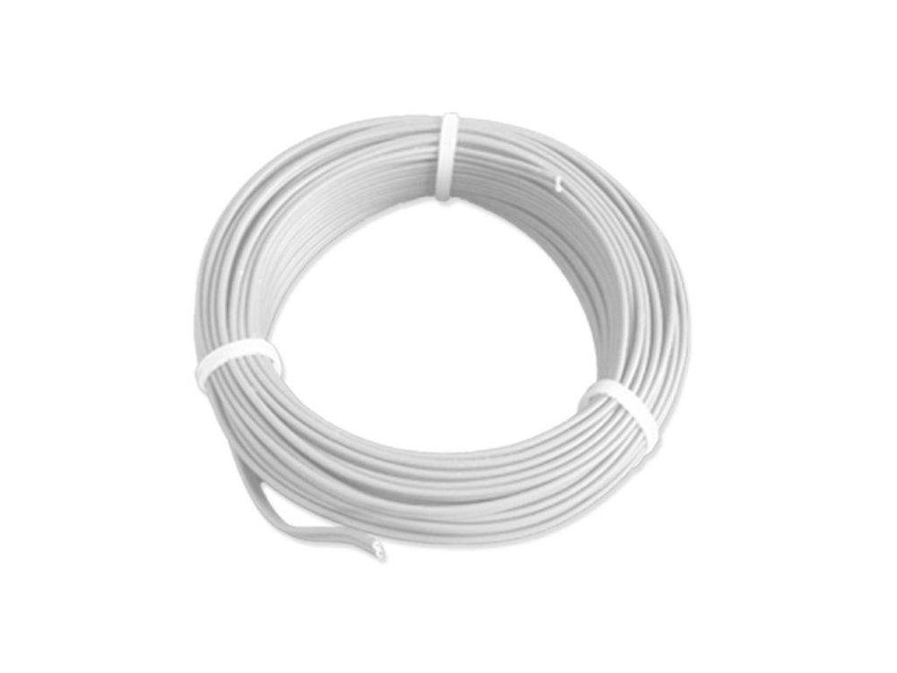 10m Zwillingslitze 0,14mm² Kabel schwarz-weiß Litze Kabel Schaltlitze