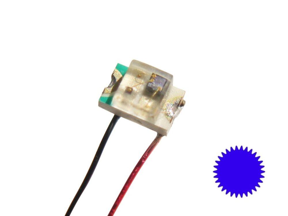 -E396f 10 Stück SMD Blink LED 0805 orange farben Blinklicht