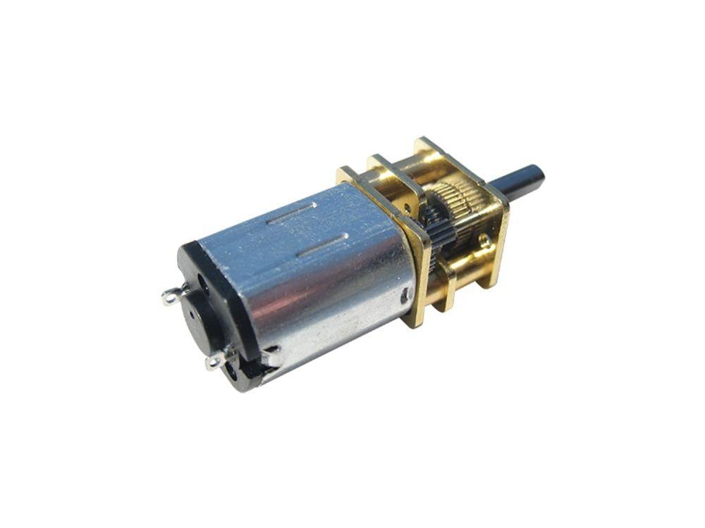 Mikro Getriebemotor N20 4-20V 36 bis 108 U//min Mini Motor Getriebe Welle Ø 3mm