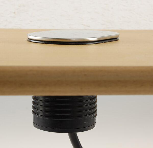 Schreibtisch Steckdose Versenkbar 2021