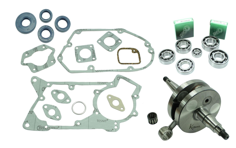 Motor f/ür Simson S51 S53 S70 KR51//2 Schwalbe 4 Gang Dichtungssatz 1 Qualit/ät