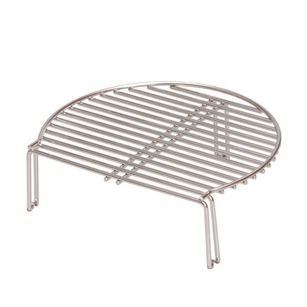 monolith zusatz grillrost ersatzgrillrost aus edelstahl junior classic lechef ebay. Black Bedroom Furniture Sets. Home Design Ideas