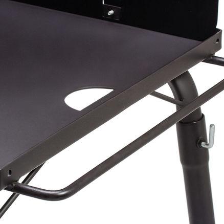 Petromax Feuertopf Dutch Oven Tisch Outdoor Küchentisch fe 45 fe 90 Stahltisch