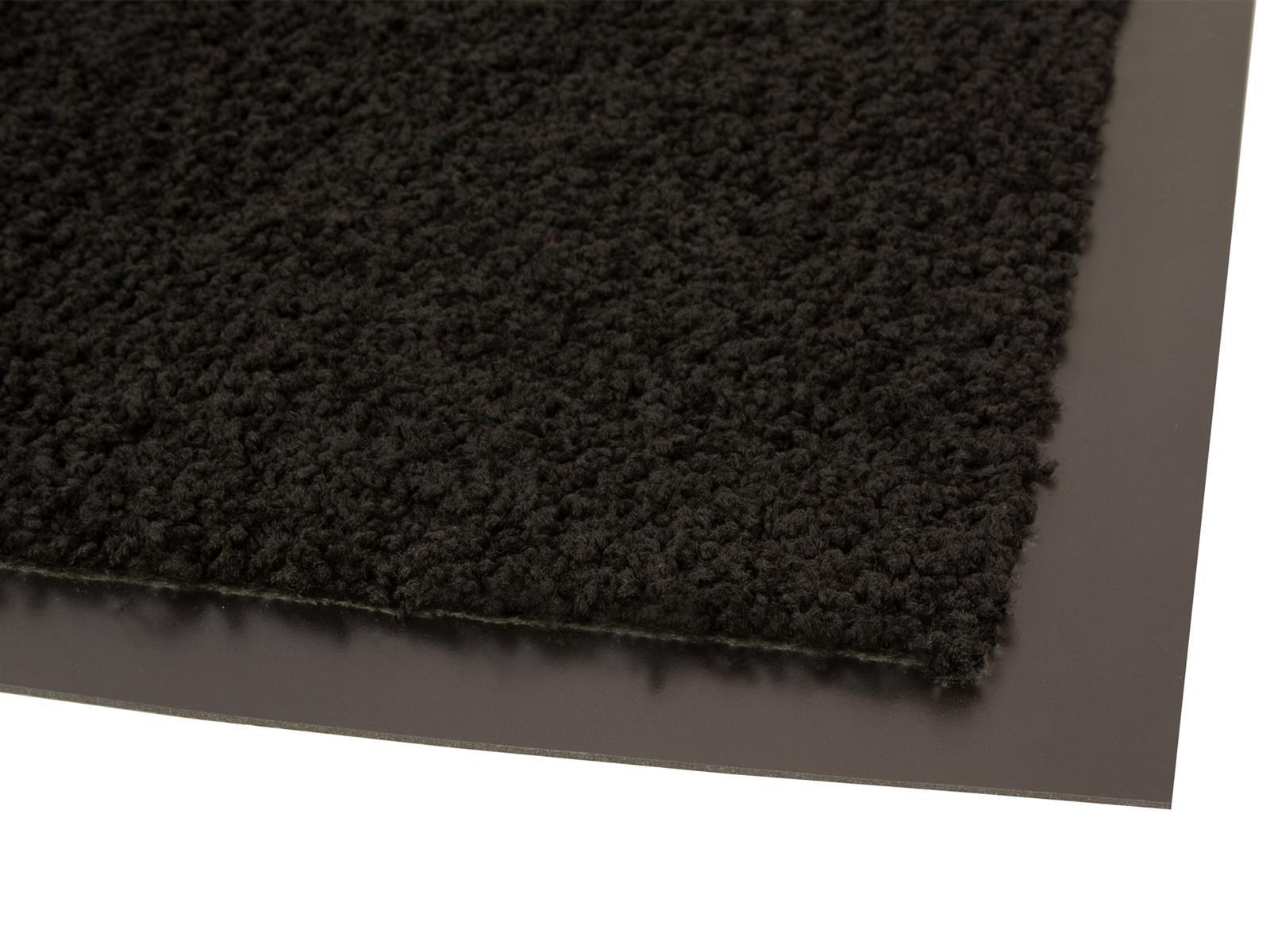 miniature 38 - Schmutzfangmatte Türmatte Fußmatte innen Sauberlaufmatte Fußabtreter Waschbar