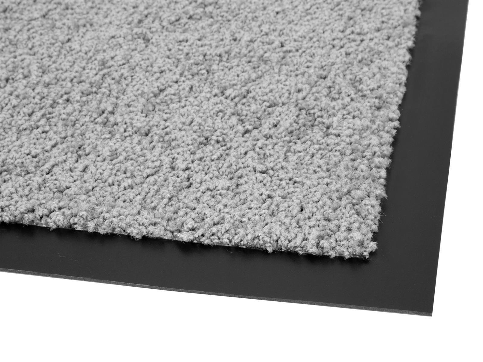 miniature 28 - Schmutzfangmatte Türmatte Fußmatte innen Sauberlaufmatte Fußabtreter Waschbar
