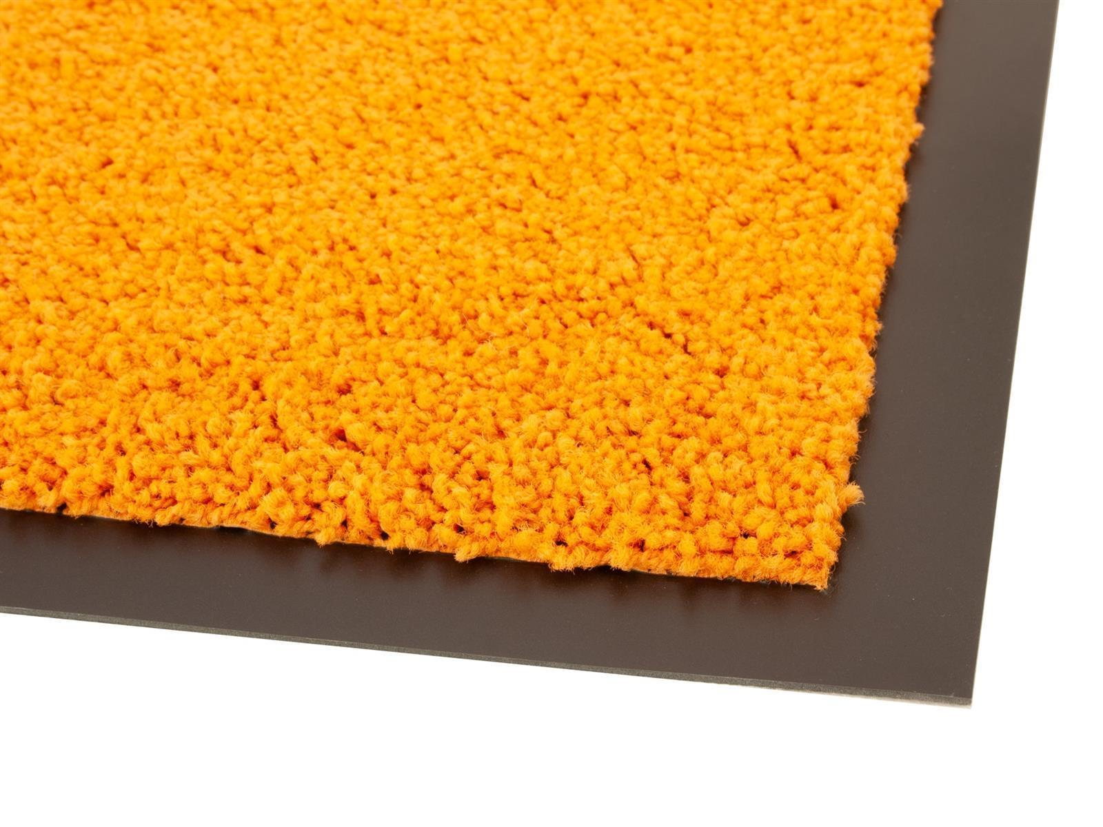 miniature 34 - Schmutzfangmatte Türmatte Fußmatte innen Sauberlaufmatte Fußabtreter Waschbar