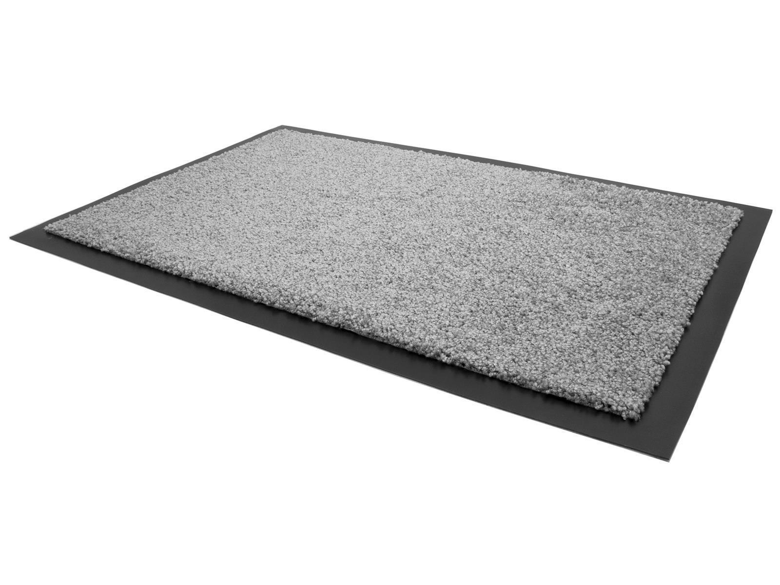 miniature 30 - Schmutzfangmatte Türmatte Fußmatte innen Sauberlaufmatte Fußabtreter Waschbar