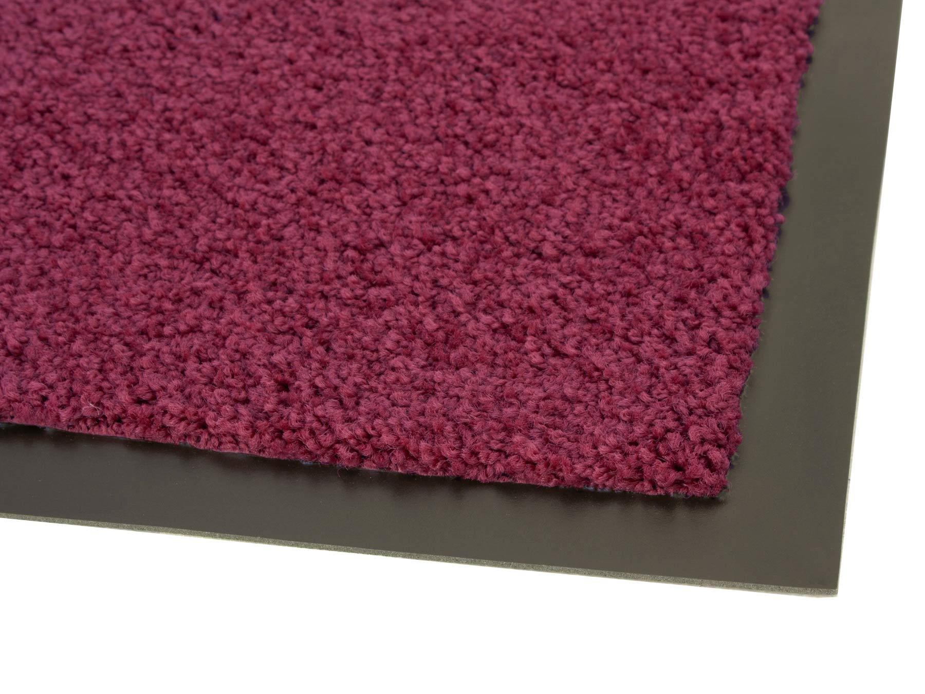 miniature 32 - Schmutzfangmatte Türmatte Fußmatte innen Sauberlaufmatte Fußabtreter Waschbar