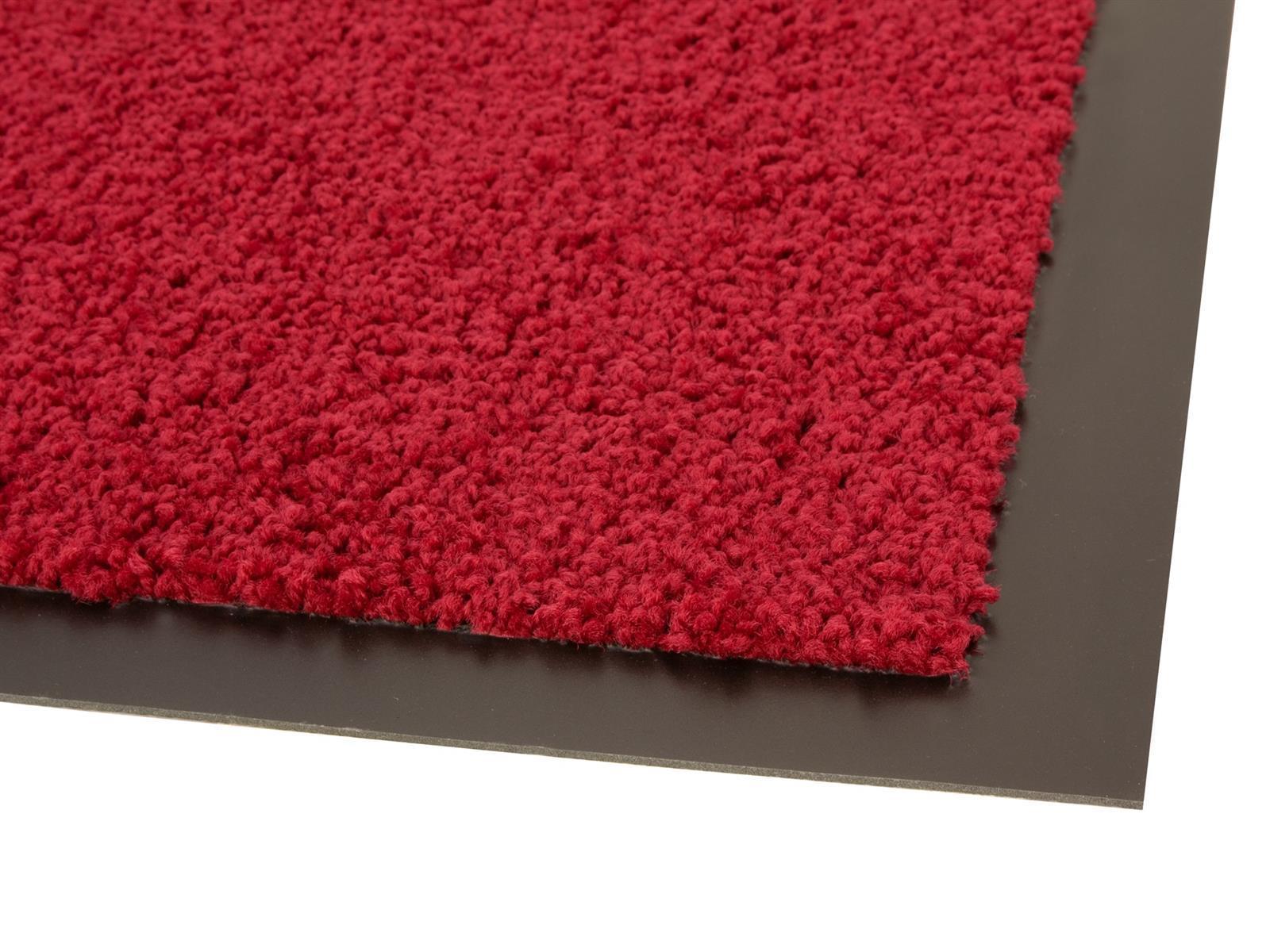 miniature 36 - Schmutzfangmatte Türmatte Fußmatte innen Sauberlaufmatte Fußabtreter Waschbar