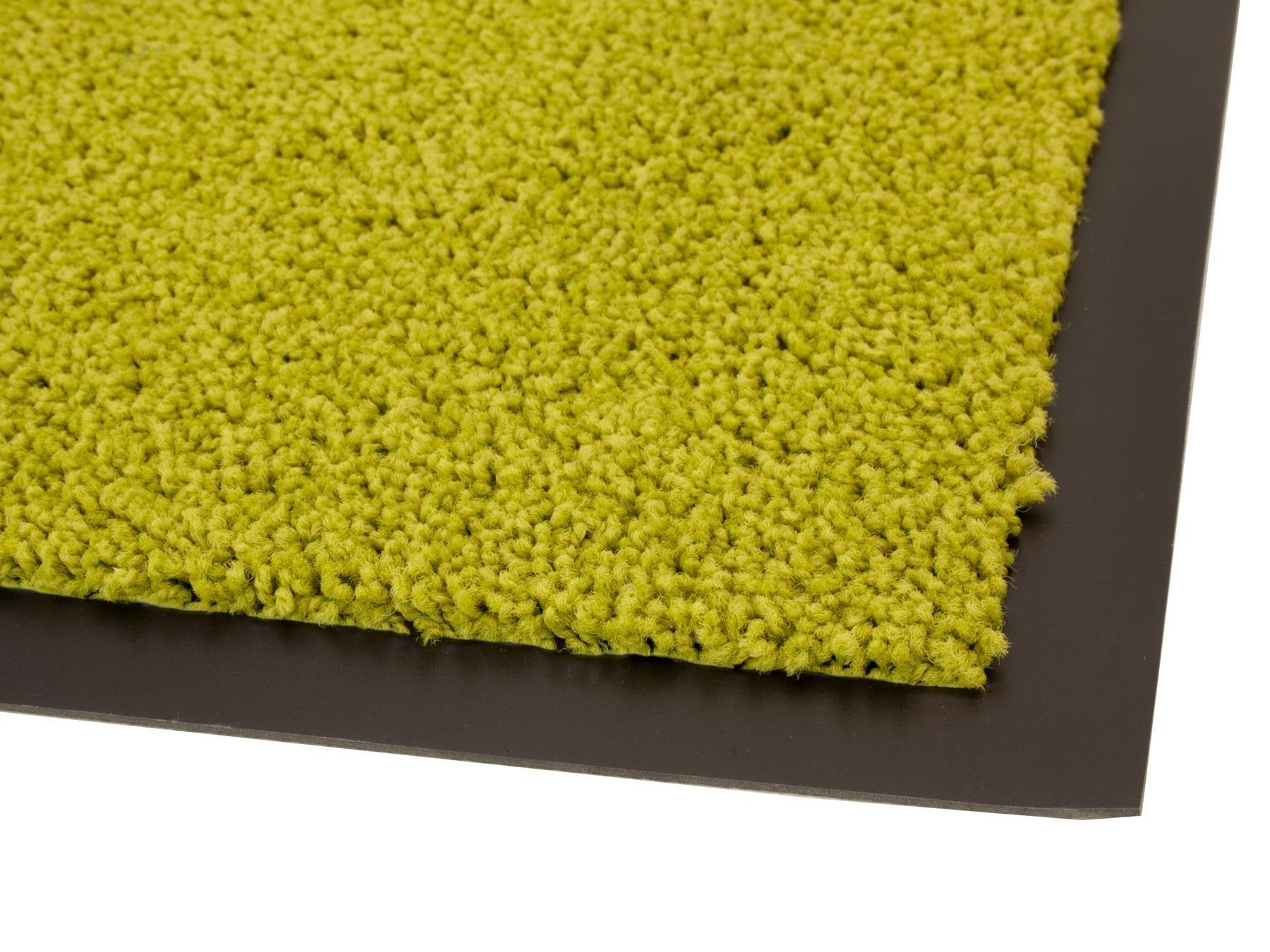 miniature 26 - Schmutzfangmatte Türmatte Fußmatte innen Sauberlaufmatte Fußabtreter Waschbar