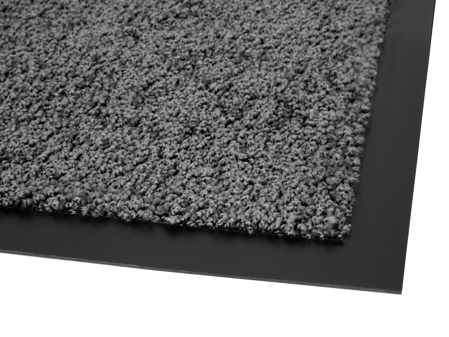 miniature 22 - Schmutzfangmatte Türmatte Fußmatte innen Sauberlaufmatte Fußabtreter Waschbar