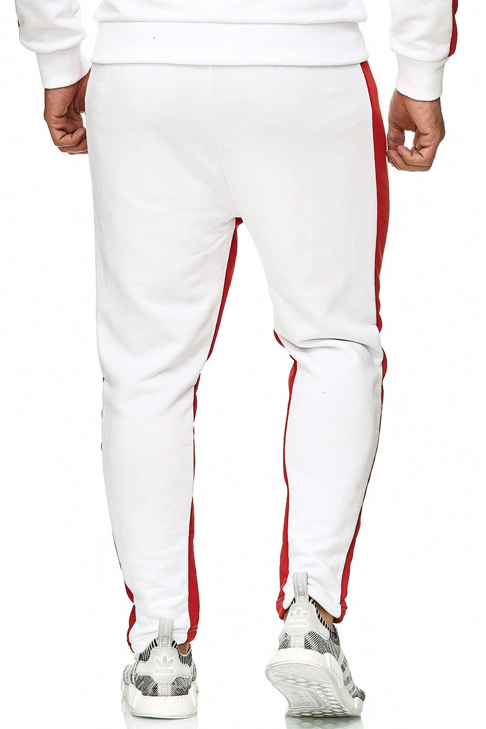 Redbridge-senores-regular-fit-chandal-fitness-sueter-aerobic-pantalones miniatura 24