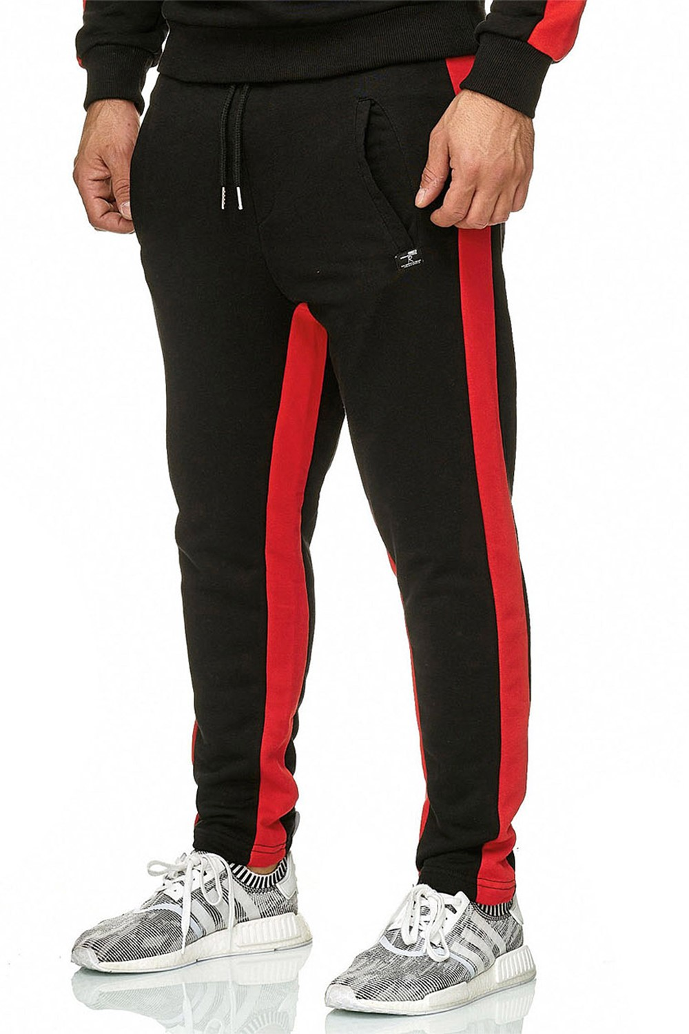 Redbridge-senores-regular-fit-chandal-fitness-sueter-aerobic-pantalones miniatura 14