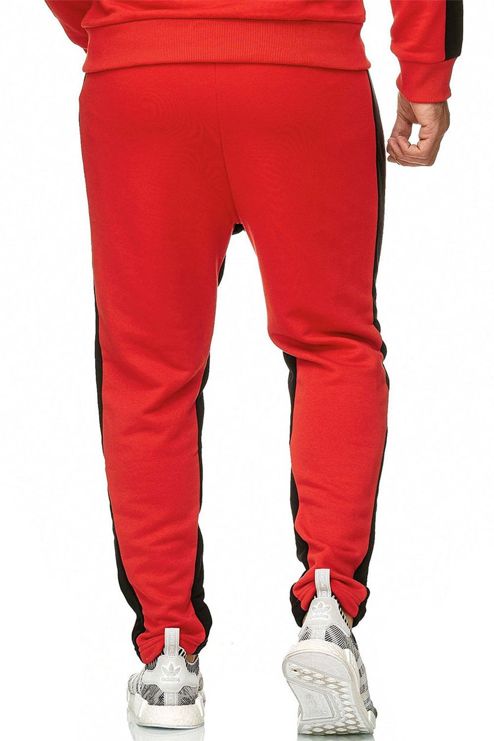 Redbridge-senores-regular-fit-chandal-fitness-sueter-aerobic-pantalones miniatura 20